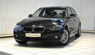 BMW 320d usado importado